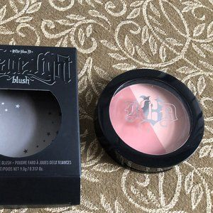 Kat Von D Shade + Light Blush MICKEY + MALLORY